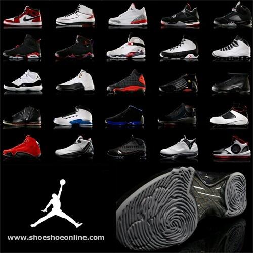 air jordan shoes all