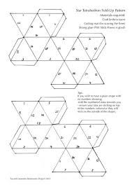 3d star template - Google Search