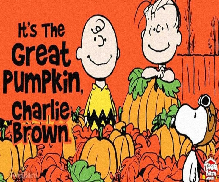 its the great pumpkin charlie brown my favorite halloween movie - Charlie Brown Halloween Cartoon