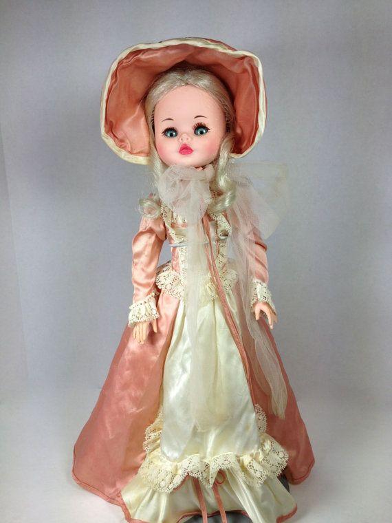 Vintage Furga Doll Blonde Italian Doll 17 inch by StylishPiggy, $95.00