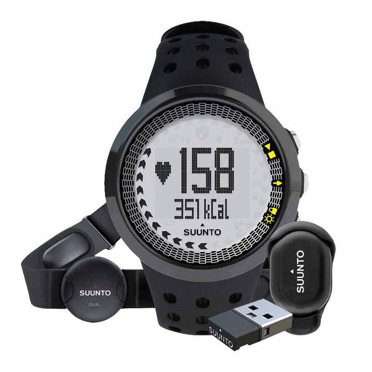 Suunto M5 Die Uhr mit FitnessTracker, wirtschaftlich und