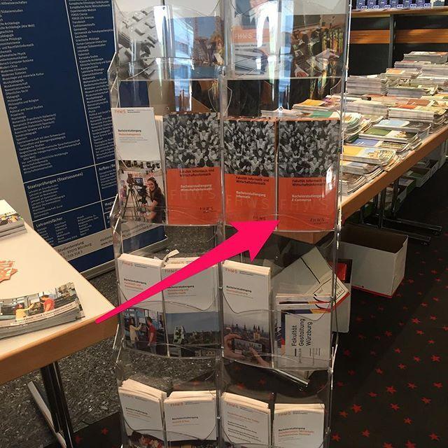 zpr Heute Hochschulonformationstag im Cinemaxx in Würzburg: Vorstellung #Studiengang EC #Würzburg #fhws #ecommerce #cinemaxx #studieren #studium #Hochschule #fh #uni #wassollichstudieren