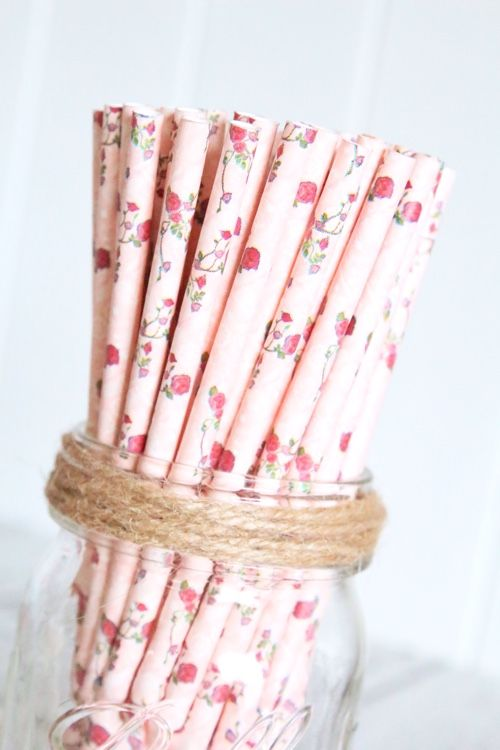 39 Best Party Supplies Floral And Shabby Chic Theme Images On