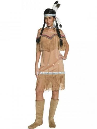 Authentic western indian costume  Disfraz de India adulto