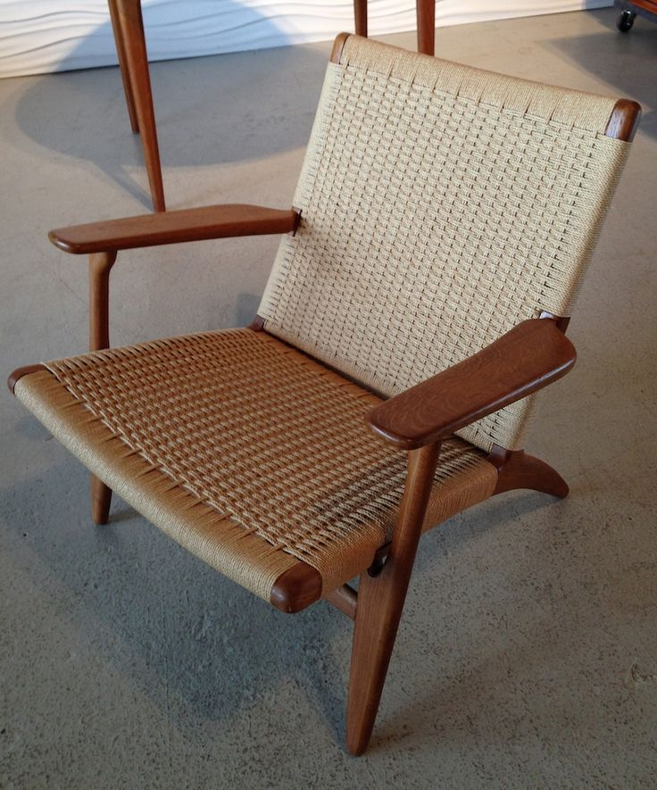 Modern Chair Restoration