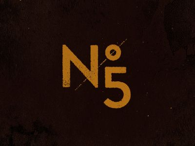 N°5 by Made By Thomas