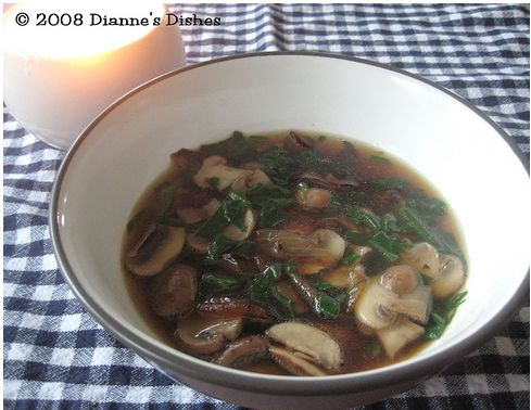 Baby Portabella Mushroom Soup   Soups/Snacks   Pinterest