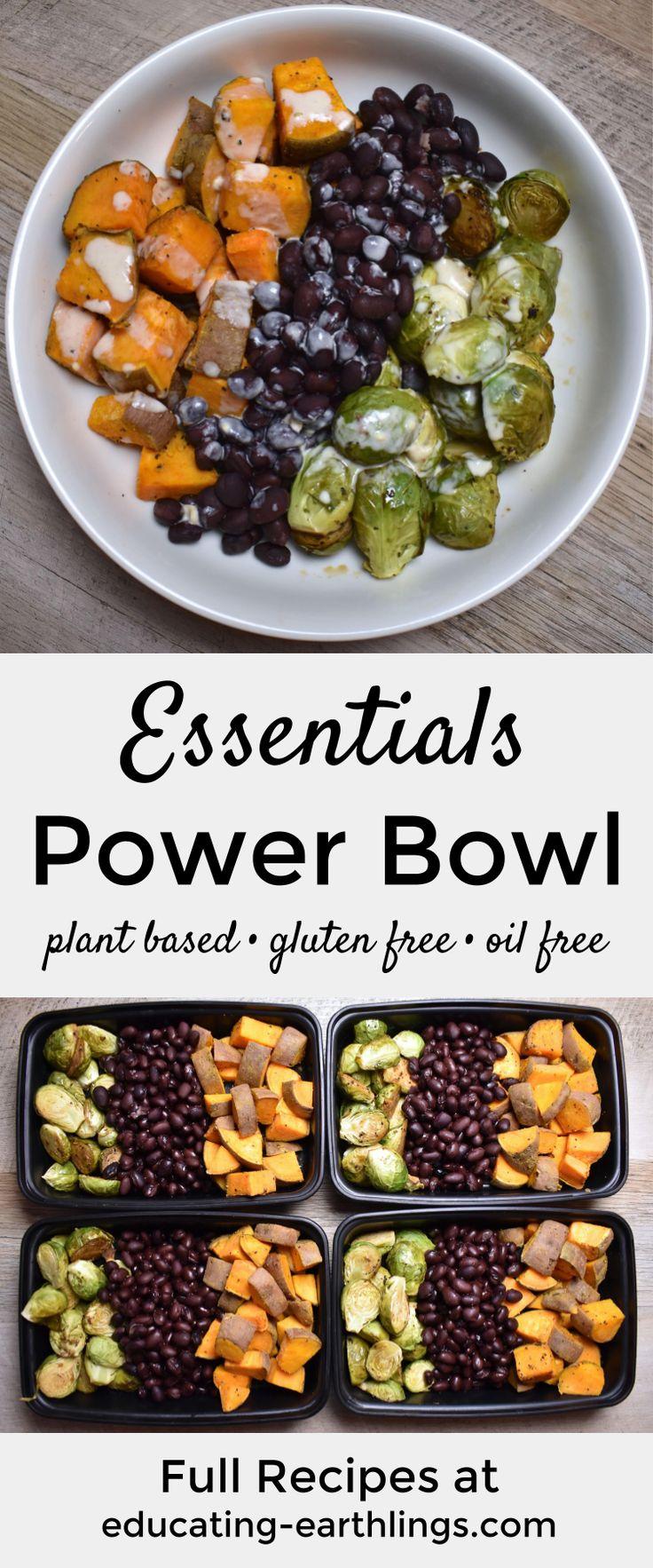 essentials power bowl