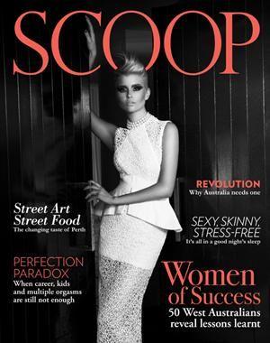 SCOOP Magazine Winter 2013 - my covers