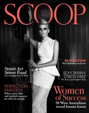 SCOOP Magazine Winter 2013 - my covers
