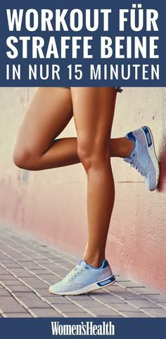 Schlank, definiert und straff: Mit diesen 4 Übungen machen Sie Oberschenkel und…