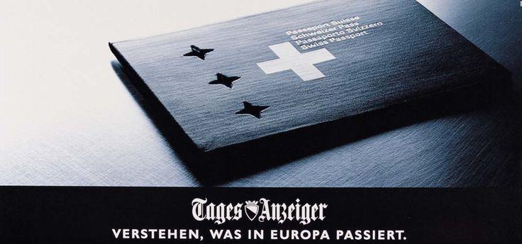 Read more: https://www.luerzersarchive.com/en/magazine/print-detail/8673.html Tages Anzeiger. Understand what´s happening in Europe. Tags: Hans Kroeskamp,Walter Rüegg,GGK , Zurich,Lucas Roos,Tages Anzeiger
