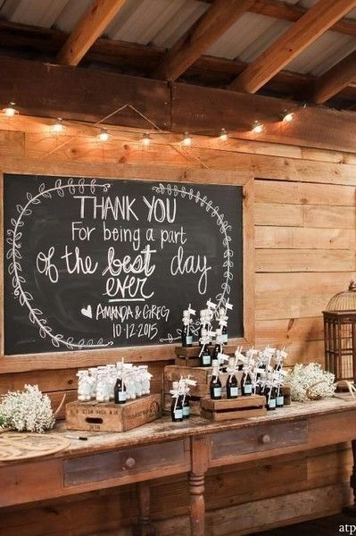 The Ultimate Guest Gifting Lounge - The Top Wedding Trends of 2017, According to The Knot - Photos
