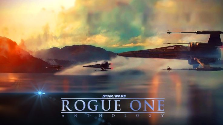 31 Rogue One: A Star Wars Story Profile Covers