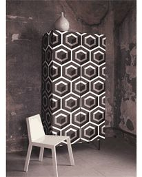Hexagon 02 från Cole & Son
