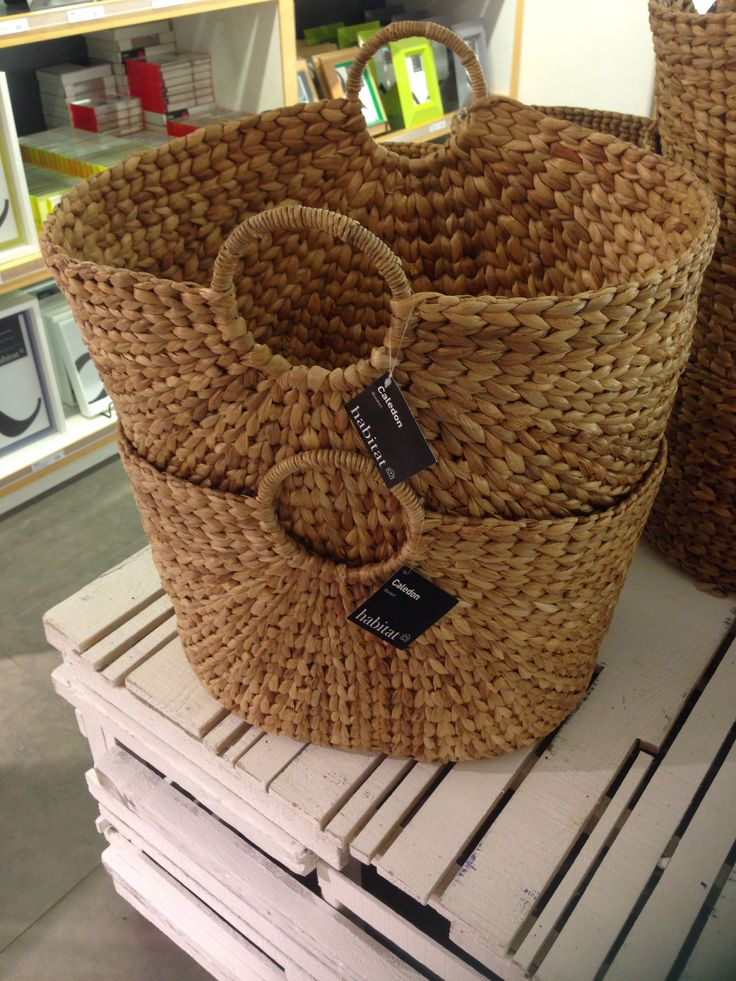 Basket habitat £40