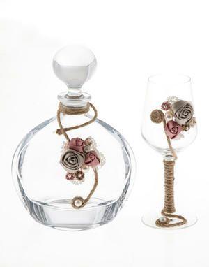 ΕΙΔΗ ΓΑΜΟΥ | ΜΠΟΥΚΑΛΙΑ, ΠΟΤΗΡΙΑ & ΔΙΣΚΟΙ 2014 | Μπουκάλι - Ποτήρι vintage