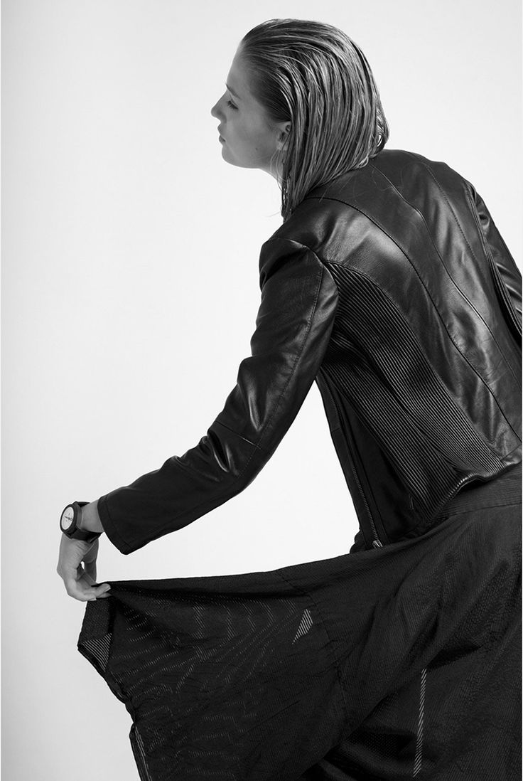 Surface to Air - Womens Leather Jacket Lookbook
