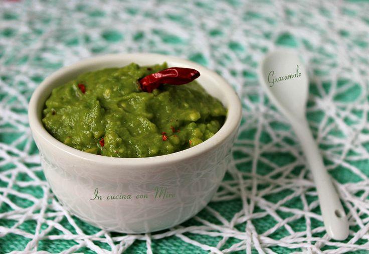 Guacamole salsa - ricetta facile e originale di origine messicana