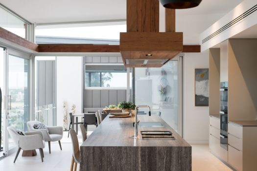 M residence kitchen C2 Architecture
