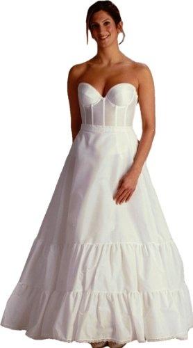 A Line Bridal Petticoat Wedding Gown Crinoline 171 Dress