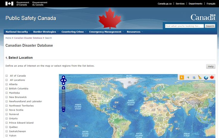 The Canadian Birth Place Study: development and validation ...