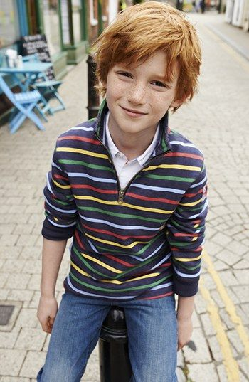 Mini Boden Sweater & Jeans (Toddler Boys, Little Boys & Big Boys)  available at #Nordstrom