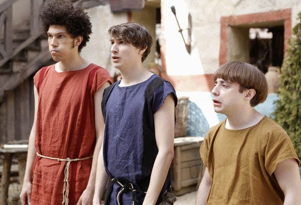 Plebs | 28 Underrated British TV Shows You've Been Missing Out On