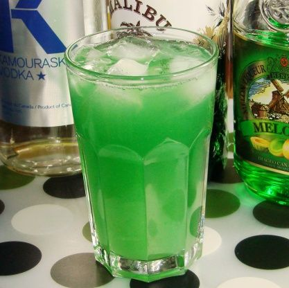 Green Lantern Recipe - Food.com