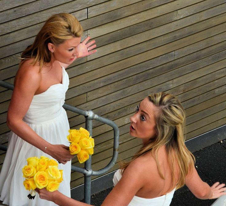 Tara rose bridesmaid bouquets-KP Club Pocklington