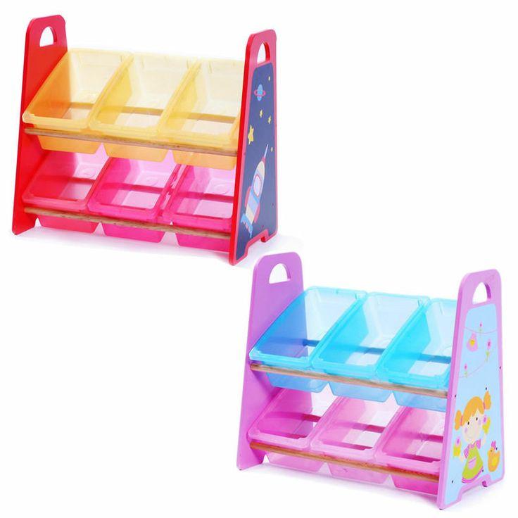Luxury Neu Aufbewahrungsbox Spielzeugkiste Spielzeugbox Spielzeugtruhe Kinder Regal