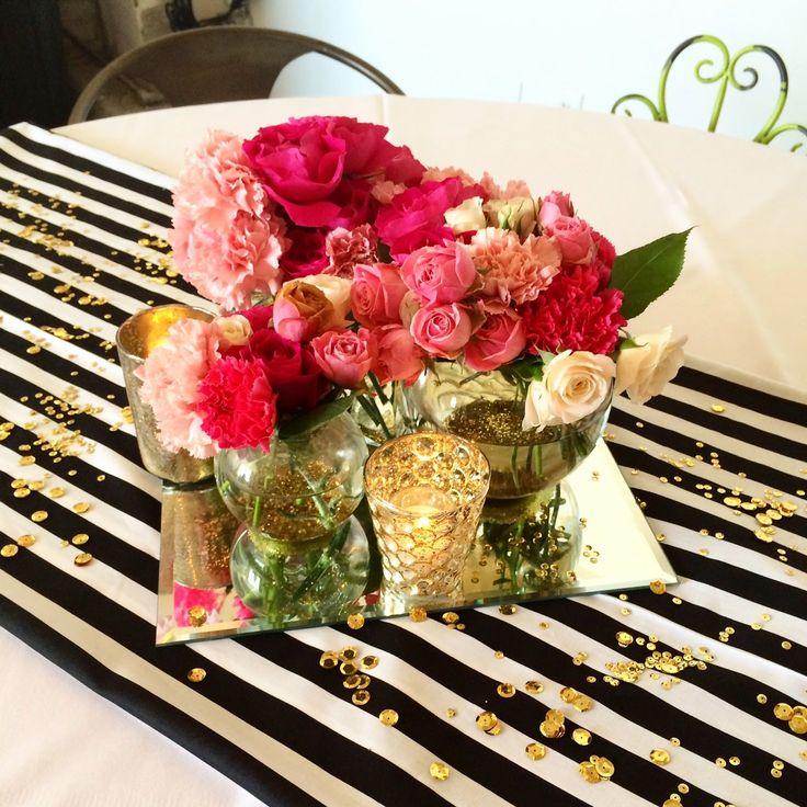 elizabeth grace: Kate Spade Inspired Bridal Shower