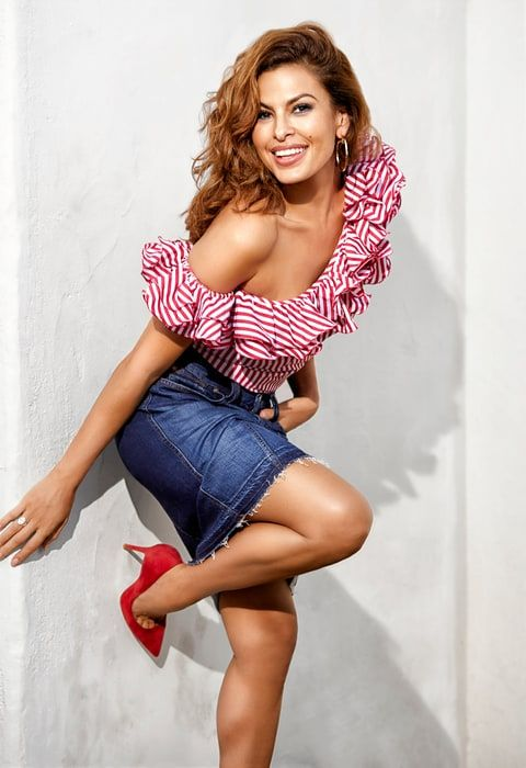 Eva Mendes shared that she eats the same lunch and dinner every single day — find out more of her diet and workout tips here