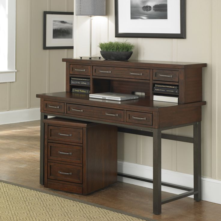 corner office desk hutch. Office Desk With Hutch Storage. Cabin Creek Executive And Mobile File | Overstock Corner