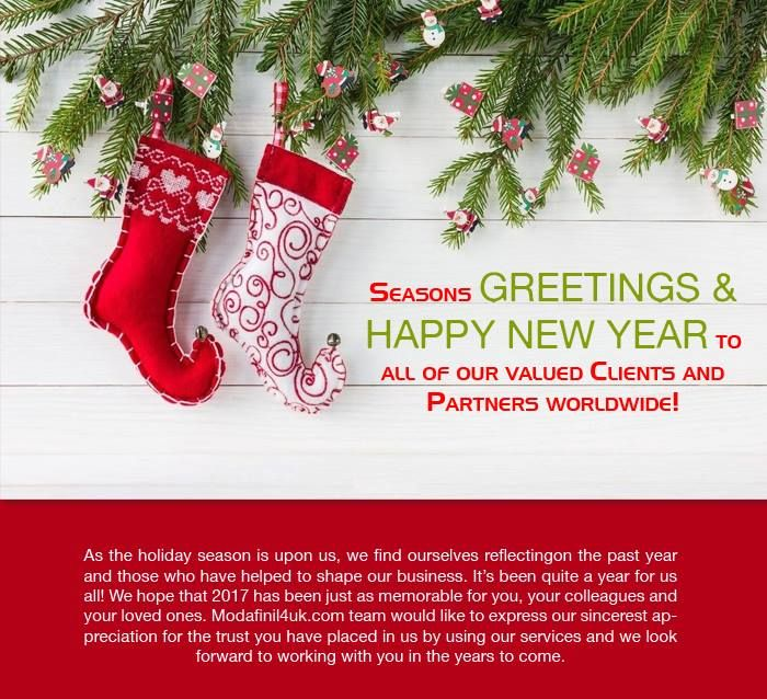 Modalert (Modafinil) is a focal stimulant artificially identified with adrafinil.  HAPPY HOLIDAYS TO ALL.