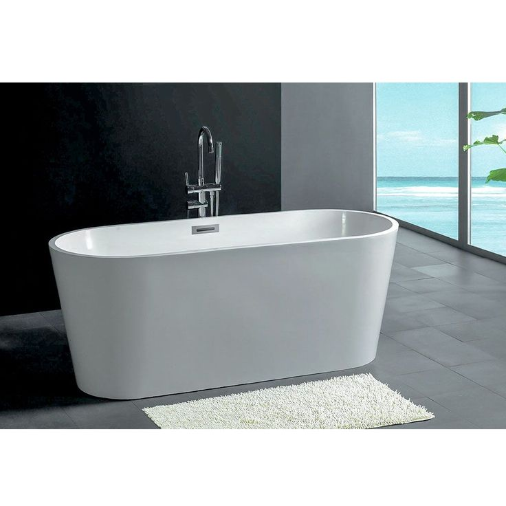 65 best Salle de bain images on Pinterest | Bathroom, Soaking tubs ...