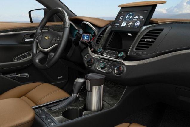 2018 Chevrolet Impala Interior Style Design