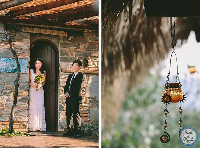 Rustic Wedding Greece | Wedding by Stella and Moscha - Exclusive Greek Island Weddings | Photo by George Pahountis