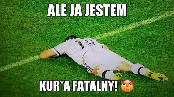 Liga Europejska • Michał Kucharczyk po meczu Legia Warszawa vs FC Botosani wreszcie skapnął się że jest fatalny • Memy piłkarskie >> #Soccer #Football #Piłkanożna #Sport #LegiaWarszawa