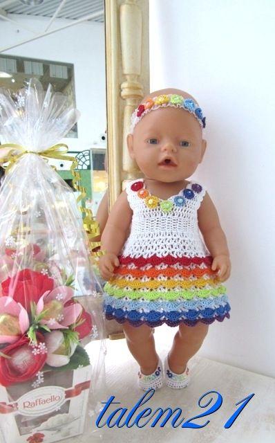 514 besten Dolls clothes Bilder auf Pinterest | Baby geboren, Bitty ...