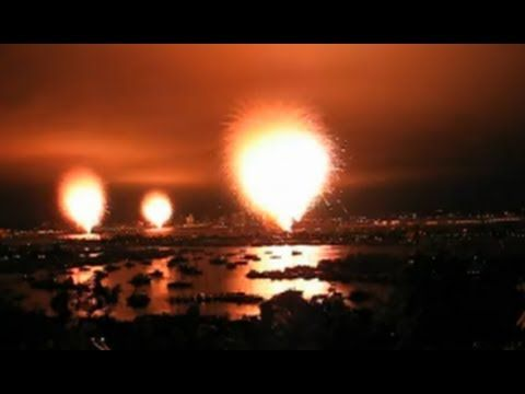 """news""▶ Fireworks Fail In San Diego (Video) - YouTube"