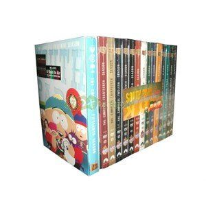 South Park - Complete Seasons 1-15 DVD Sets article top 10 atheist friendly tv shows (1,2,3,4,5,6,7,8,9,10,11,12,13,14,15)