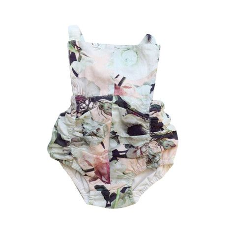Hubble + Duke Romper - Into the Garden (EARLY OCTOBER PRE-ORDER) - Jack & Willow | Online Children's Boutique