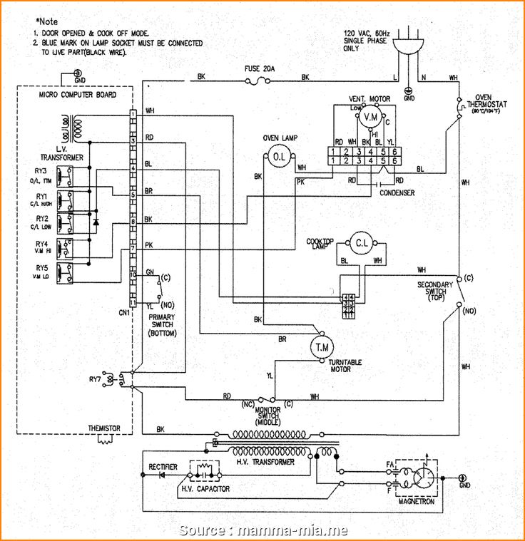 Thermostat Wiring Electric Oven, Ge Dishwasher Wiring Diagram