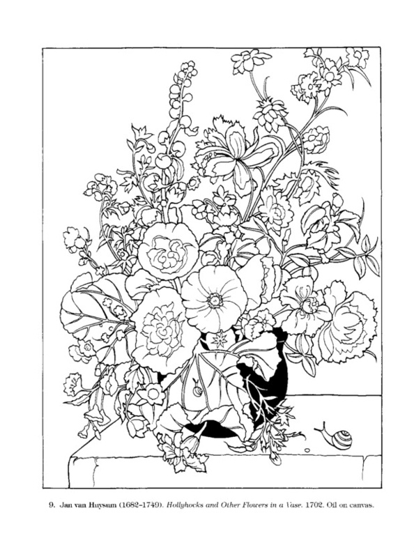 1422 best Coloring pages images on Pinterest Adult colouring pages - copy coloring pictures of flowers and trees