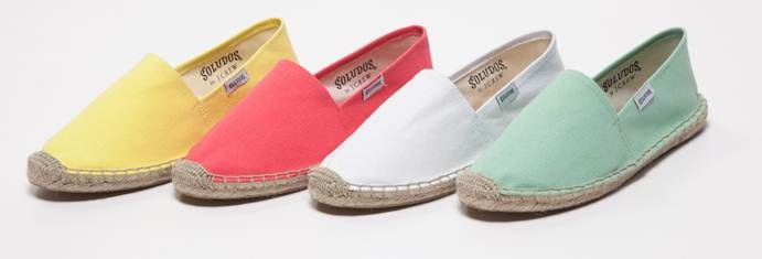 The J.Crew x Saludos Espadrilles Are Here (And They're Only $35!)