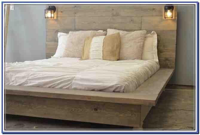 how to build a sunken platform bed - Google Search