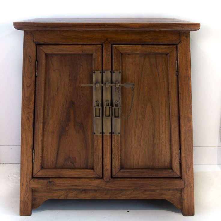 Recycled Teak Cabinet (S)