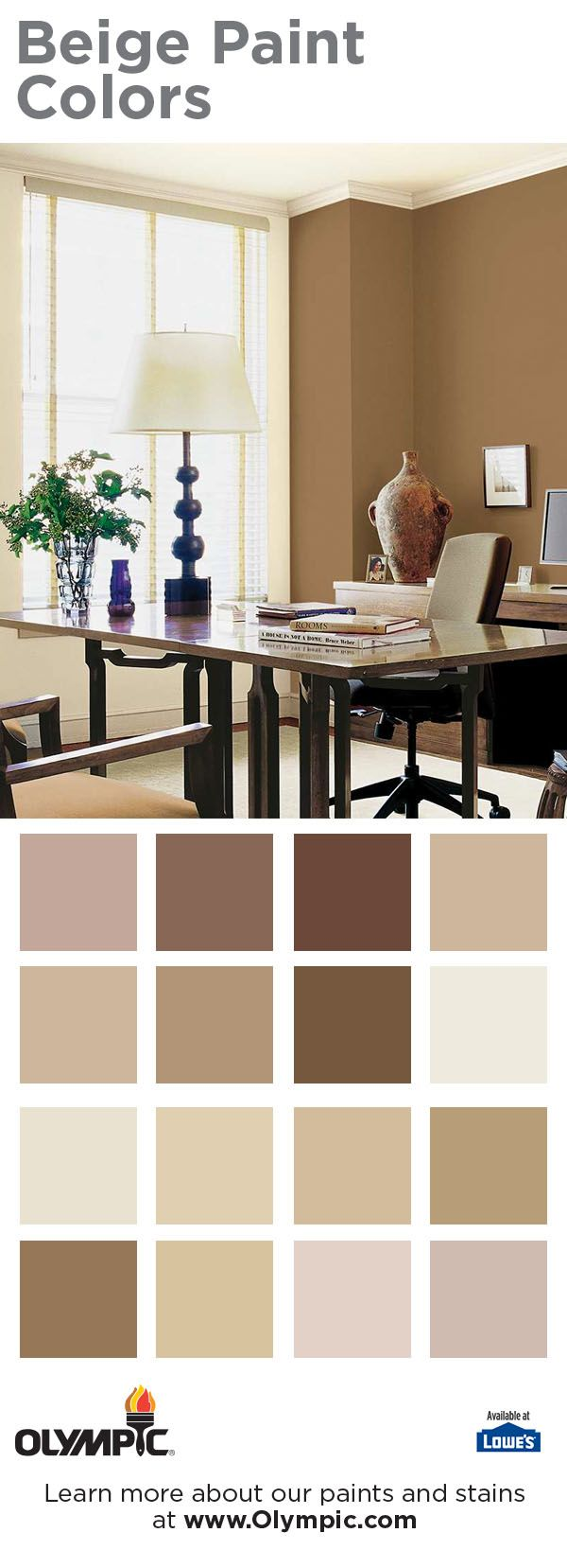 best beige paint colors36 best Beige Paint Colors images on Pinterest  Olympic paint
