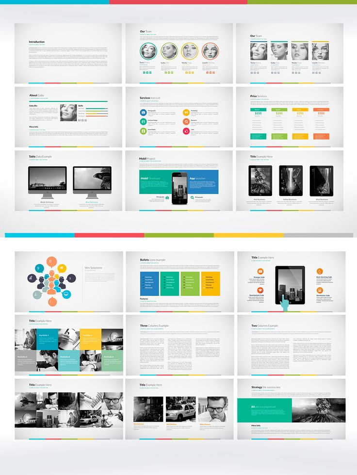 Big Pitch | Powerpoint Presentation - Presentations - 4